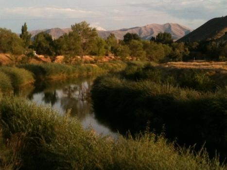 Portneuf River, Idaho