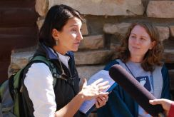 """Grand Canyon National Park interview for """"audio ranger"""" podcast"""